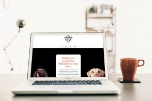 Beasley Pet Co Website