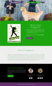 Panagenics Ontario Homepage